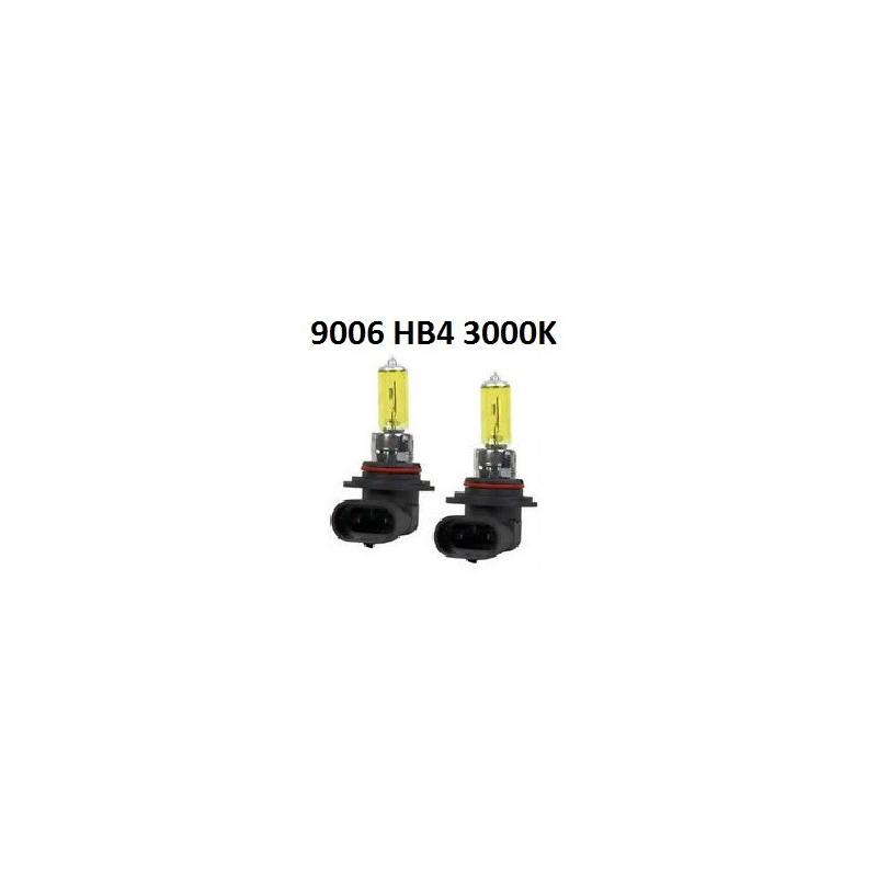 BOMBILLA HALOGENA HB4 9006 3000K