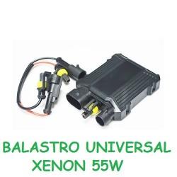 BALASTRO UNIVERSAL XENON 55W