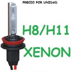 BOMBILLA H8 H9 H11 XENON 35W / 55W