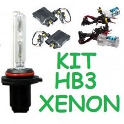 KIT XENON HB3 PARA 2 FAROS