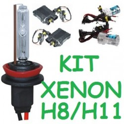 KIT XENON H8 H11 PARA 2 FAROS