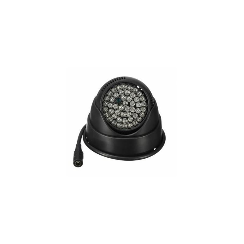 FOCO INFRARROJO CCTV 48 LED
