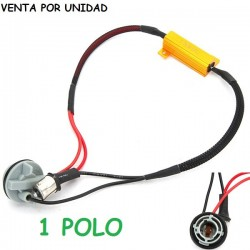 KIT CANBUS P21W BA15S 1 POLO S25