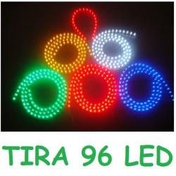 1xTIRA LED 96CM BLANCA