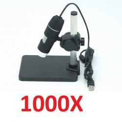 MICROSCOPIO USB 1000X 8 LED