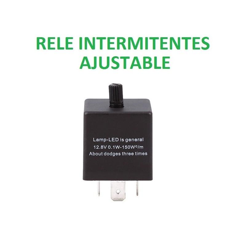 RELE INTERMITENTES AJUSTABLE 3 PIN