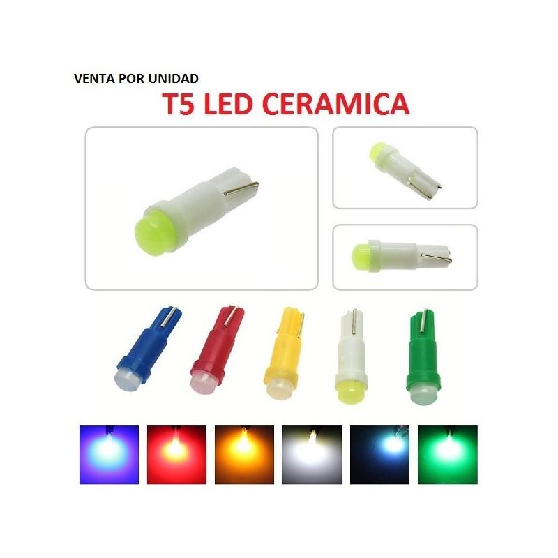 BOMBILLA T5 LED CERAMICA
