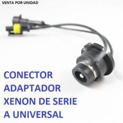 CONECTOR D2 D4 XENON MACHO UNIVERSAL