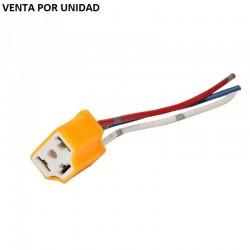 CONECTOR BOMBILLA H4 H4-2 9003 CERAMICO