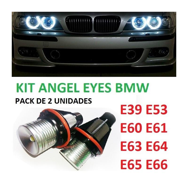 KIT LED ANGEL EYES BMW E39 E53 E60 E61 E63 E64 E65 E66