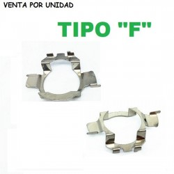 CLIP ADAPTADOR BOMBILLA H7 TIPO F