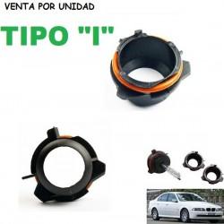 CLIP ADAPTADOR XENON Y LED SOPORTE BOMBILLA H7 BMW SERIE 5 TIPO I