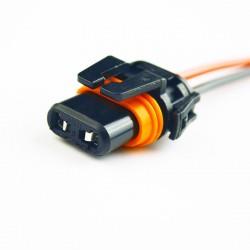 CONECTOR BOMBILLA H10 HB3 HB4 9005 9006 9012 DE RECAMBIO