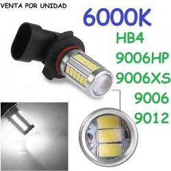 BOMBILLA LED HB4 9006 LUZ ANTI NIEBLA