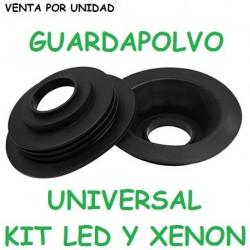 CUBIERTA DE POLVO UNIVERSAL KIT DE LED Y XENON