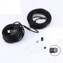 CAMARA BOROSCOPICA CABLE 20 METROS USB ATASCO 9MM