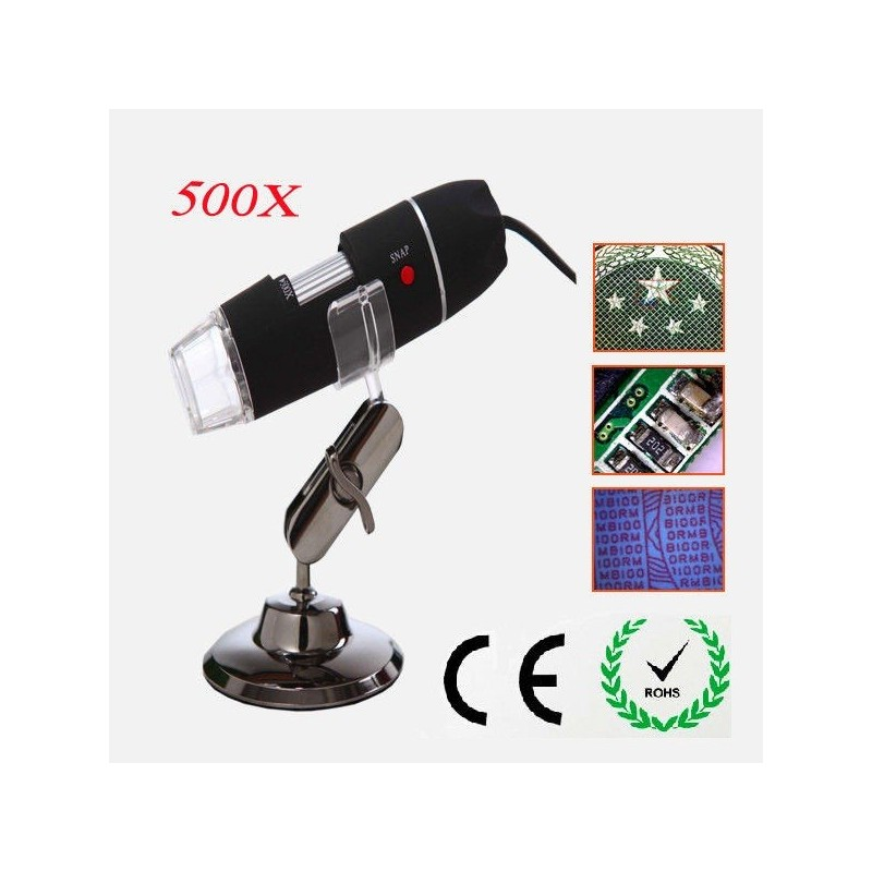 MICROSCOPIO DIGITAL 50-500X