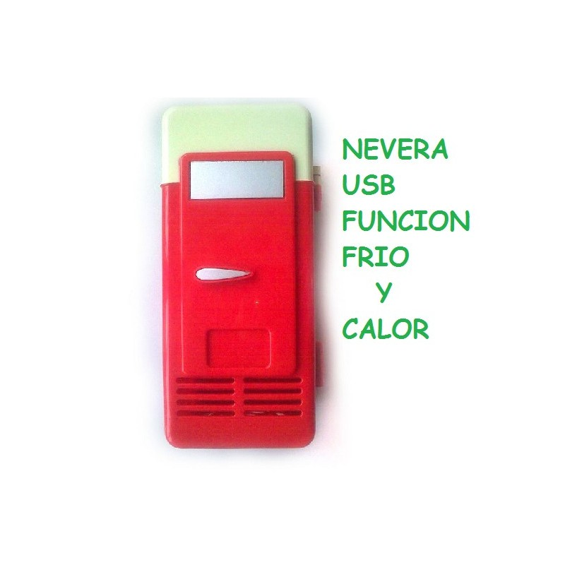 NEVERA USB 1 LATA