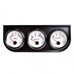 Set para Coche Temperatura Presión y Voltaje Universal