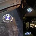 Lámpara Proyector de LED láser luz del logotipo de BMW puerta coche