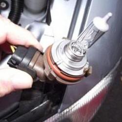 Clip Adaptador Bombilla H7 Xenon Opel Astra G Corsa C Zafira Tipo TX