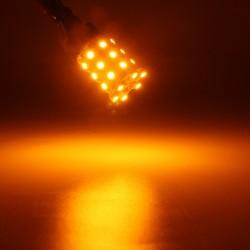 Bombilla Led T25 P27/7W P27/5W 3157NA Luz de día y Intermitente 400LM