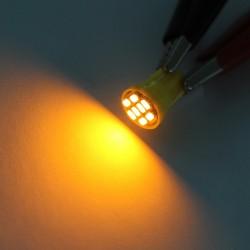 Bombilla 8 Led W3W W5W T10 Luz Posición Matrícula Cortesía Coche Moto