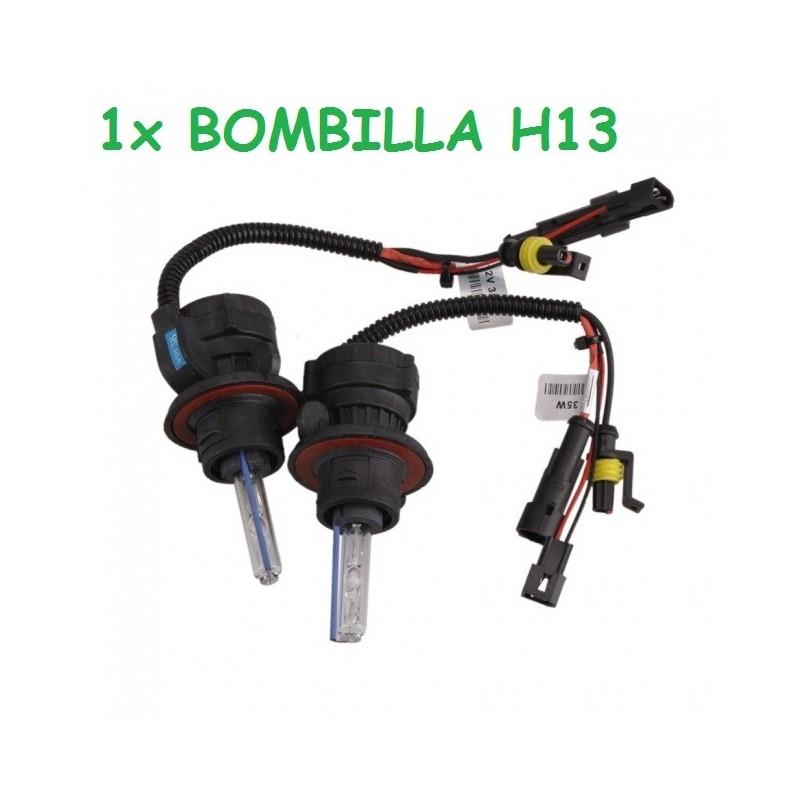 BOMBILLA H13 BIXENON 35W 6000K