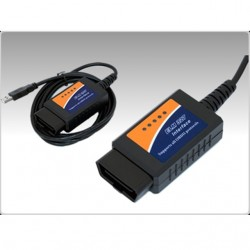 ELM327 USB DIAGNOSIS DE VEHICULOS UNIVERSAL