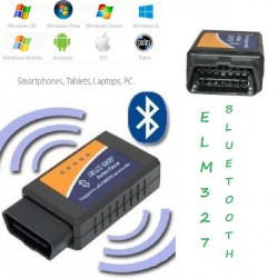 ELM327 BLUETOOTH V1.5A DIAGNOSIS UNIVERSAL