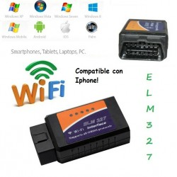 ELM327 WIFI DIAGNOSIS IPHONE UNIVERSAL TORQUE