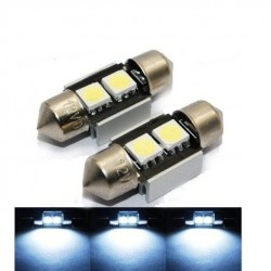 BOMBILLA LED FESTOON C3W 31mm CON CANBUS