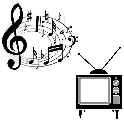 Musica y TV